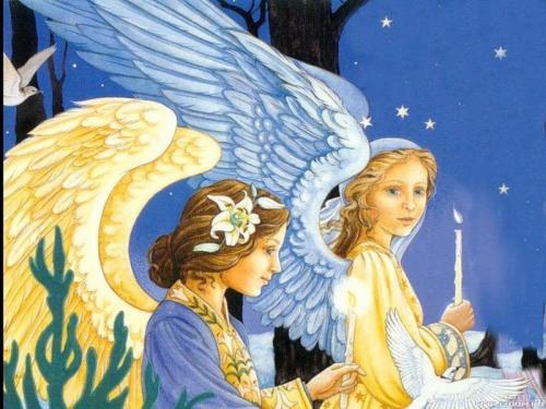 Станьте ребенку Рождественским Ангелом!