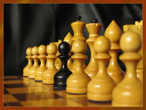 Под Новый год - за шахматную доску