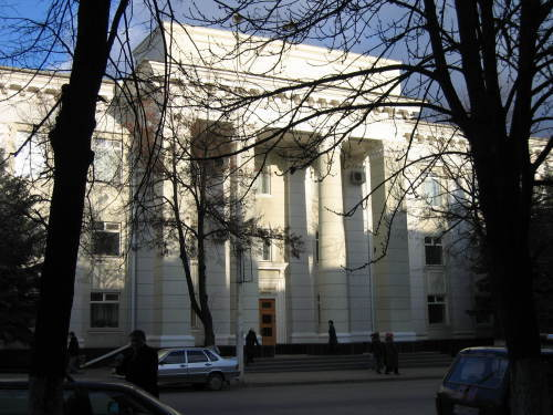 В Шахтах создан штаб по благоустройству территории