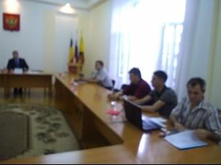 Шахтинские блоггеры встретились с мэром города Шахты