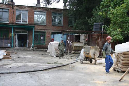 Школу N14  капитально отремонтируют до конца осени