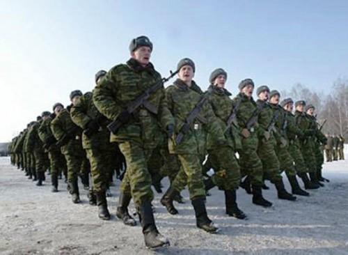 Судимые вологжане отправятся служить в армию