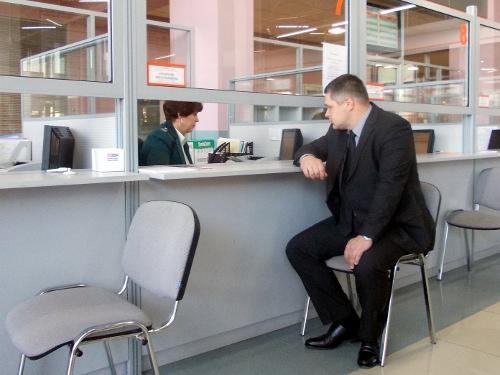 Мэр города Шахты зарегистрировался в кабинете налогоплательщика