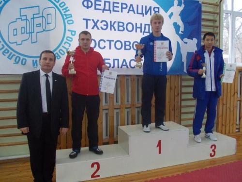 Шахтинцы успешно выступили на XIII Олимпиаде Дона