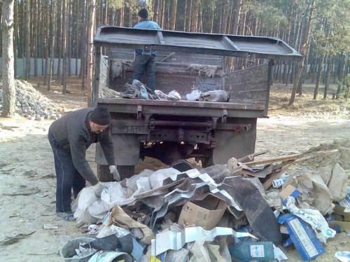 За ввозом и вывозом мусора на донских мусорных свалках будут следить с помощью видеокамер