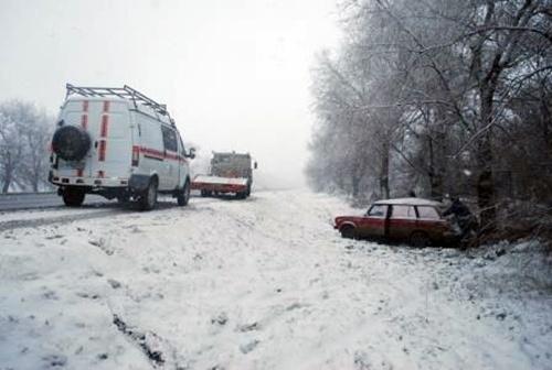 Шесть человек попали в больницы с признаками общего переохлаждения