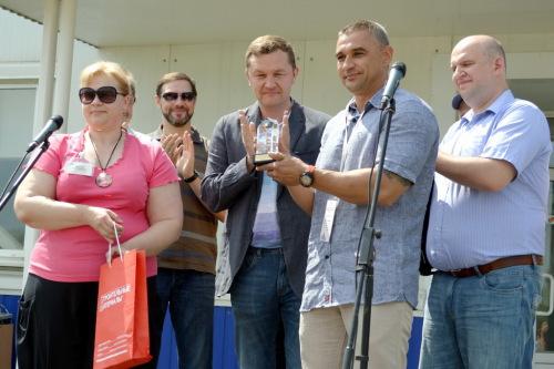 Заводы UNITILE посетили участники конференции КЕРАМТЕКС 2014