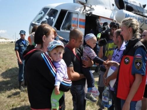Ростовская область исчерпала свои возможности по размещению украинских беженцев