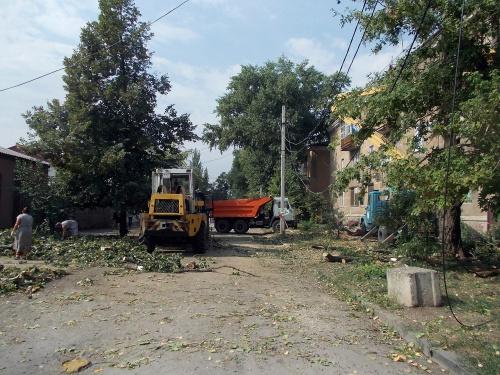 Жители проспекта Клименко считают: причиной трагедии могли стать действия коммунальщиков