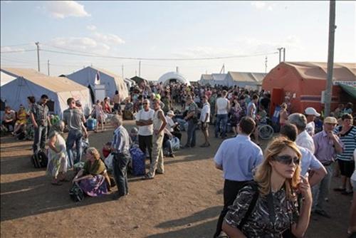 Лишь одному человеку из всех прибывших с Украины удалось получить в Ростовской области статус беженца