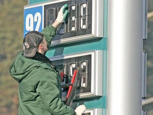 Цены на бензин растут необоснованно
