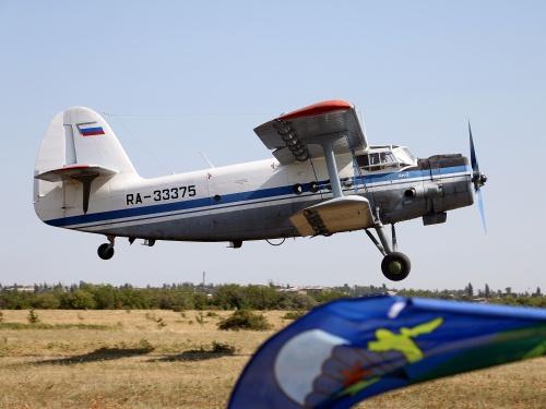 В воскресенье первый подъём в Шахтинском аэроклубе намечен на шесть утра