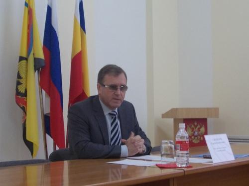 Регистрацию Сергея Скобелева как кандидата в мэры Новошахтинска оспаривают в суде