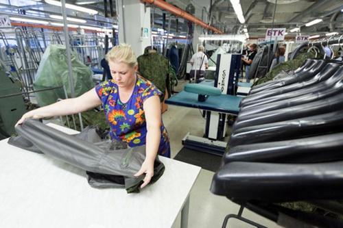 """Минпромторг РФ предоставит субсидию на модернизацию и запуск производственного комплекса """"БТК групп"""" в городе Шахты"""