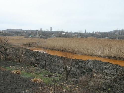 Речку Кадамовку в Шахтах вновь собираются чистить