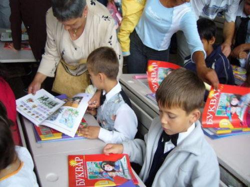 Для школьников из соседних государств разработали специальные учебники русского языка и литературы
