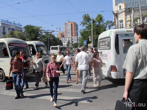 Ростовские перевозчики - против иногородних маршруток на улицах донской столицы
