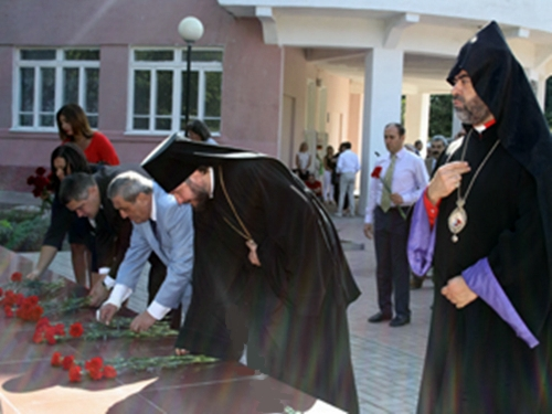 В преддверии Дня шахтёра в городе Шахты помянули погибших горняков