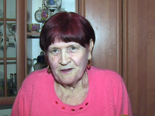 Полный Кавалер ордена Трудовой Славы, шахтинка Раиса Ивановна Терёхина, отметила 75-летний юбилей