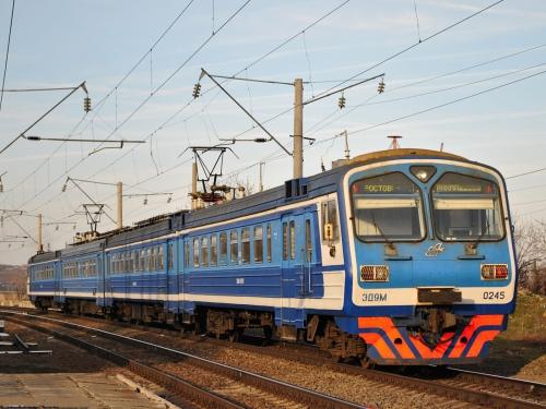 Со 2 февраля подорожает проезд в электричках