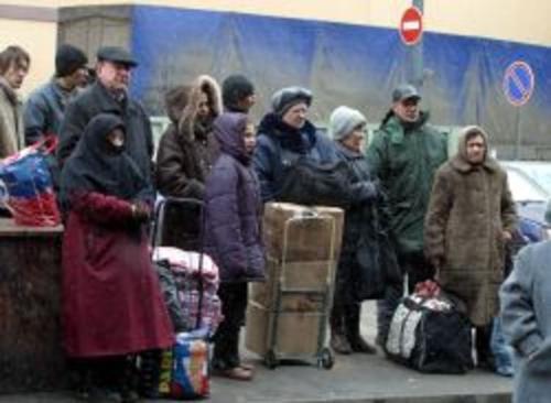 В связи с новым наплывом беженцев принято решение о сохранении режима ЧС