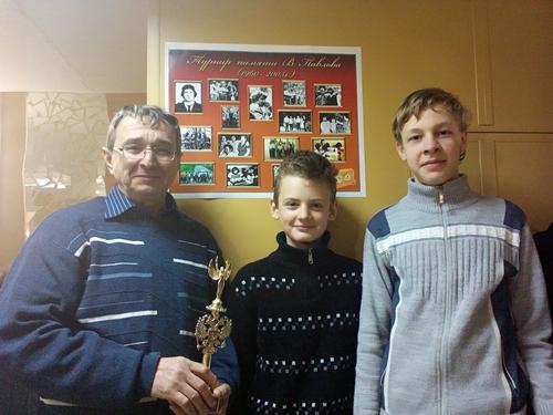 В Шахтах прошёл шахматный турнир памяти Виктора Павлова