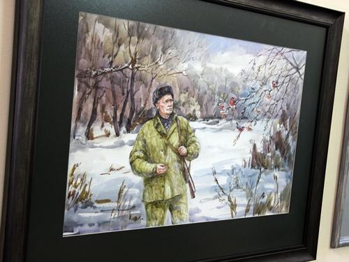 Шолоховские выставки в шахтинском музее