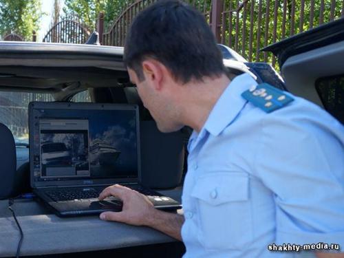 В Шахтах собираются выявлять должников по номеру автомобиля
