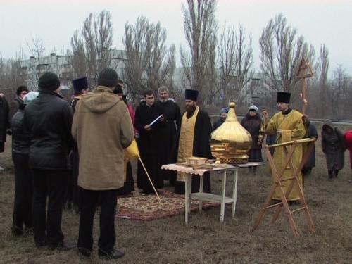 Строительство храма в поселке Машзавод начнется весной 2016 года