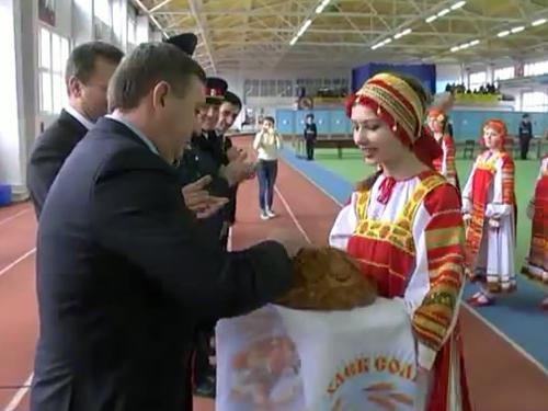 Всероссийское многоборье принимает город Олимпийских чемпионов