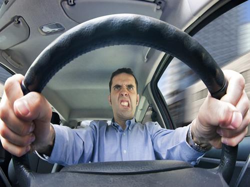 Опасное вождение? Запрет!