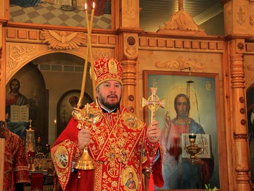 Шахтинская епархия отметит первый юбилей
