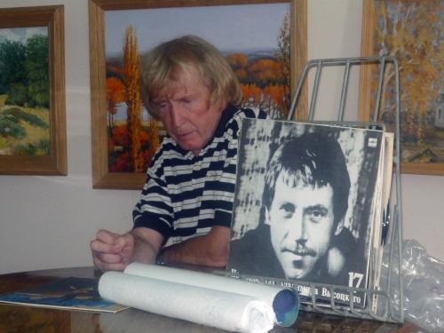 До 25 сентября примут заявки на участие в конкурсе памяти Владимира Панферова