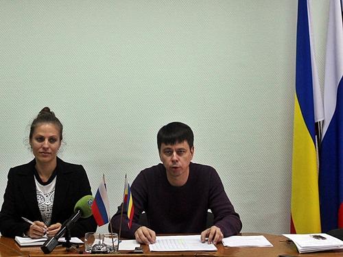 Александр Кухтин и Татьяна Коротенко рассказали о выборах в Шахтах