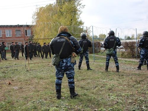 """На шахтинской """"девятке"""" успешно ликвидировали массовые беспорядки среди осуждённых"""