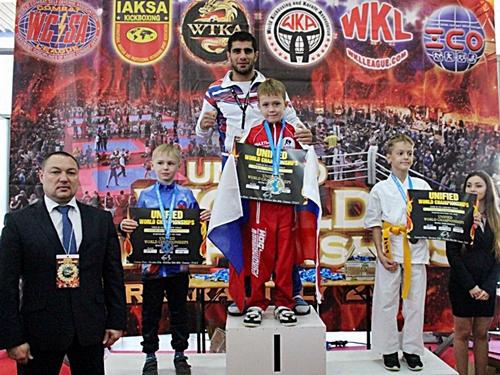 Шахтинец Матвей Козин всех победил в Италии