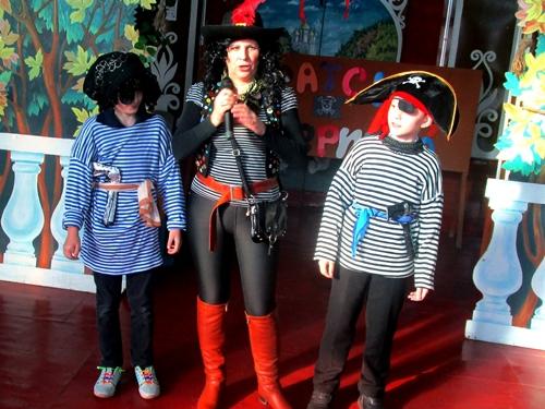 О веселых развлечениях, пиратских приключениях и любви к чтению