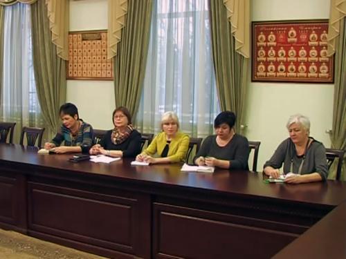 Итоги деятельности высших и средних учебных заведений подвели на заседании Совета профессиональных учреждений