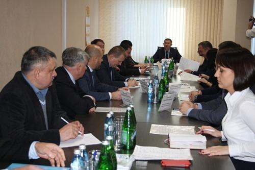 Совет директоров обсудил вопросы водоснабжения, энергетических и трудовых ресурсов в Шахтах