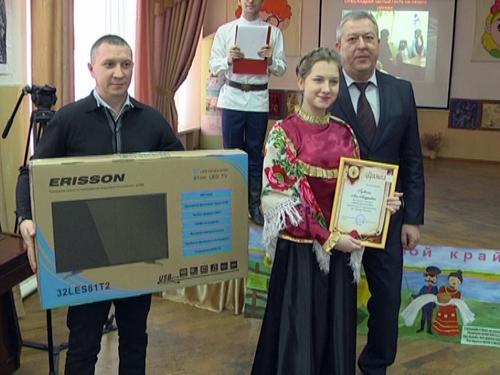 """Подведены итоги городского конкурса """"Казачка Дона - 2016"""""""