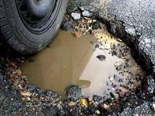 Ямочный ремонт в Шахтах обещают на будущей неделе