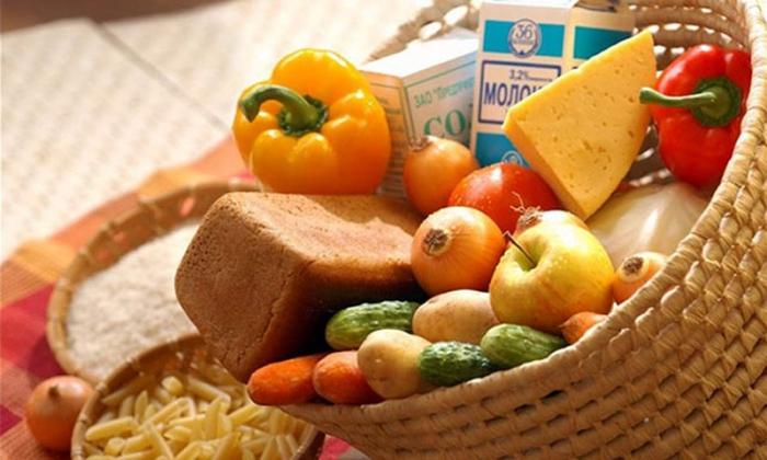 Яйцо раз в два дня: рацион россиянина на минимальном наборе продуктов