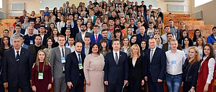В Шахтах состоялся образовательный форум молодёжного самоуправления
