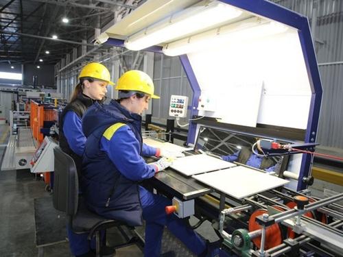 """На """"Шахтинской керамике"""" собираются создать больше сотни новых рабочих мест"""