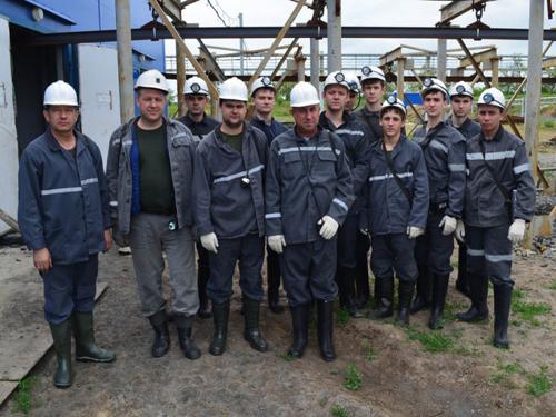Студенты колледжа топлива и энергетики совершили экскурсию в шахту