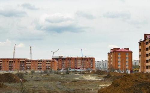 Область выделит деньги на достройку домов для шахтинских обманутых переселенцев