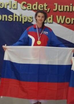 Шахтинская каратистка Анастасия Леонова снова  стала чемпионкой  XII Кубка Мира по каратэ WKC среди детей, юношей и юниоров.
