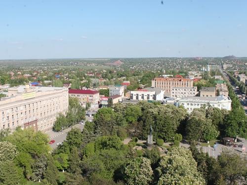 Экология в Шахтах получше, чем в Новокузнецке, но заметно хуже, чем в Сочи