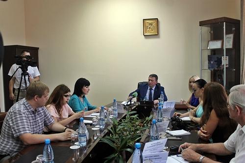 Игорь Медведев - о бюджете, промышленности и инвестициях