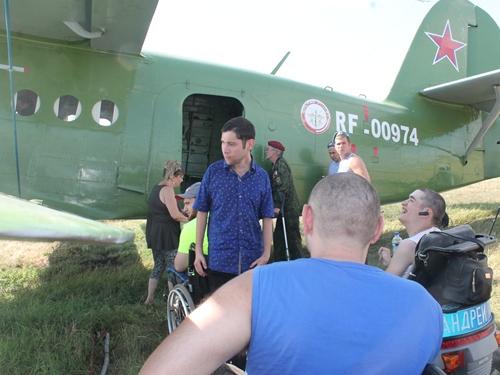 Участники воздушной экскурсии поделились впечатлениями